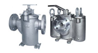 Pipeline Strainers for Liquid
