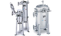Bag Filter Vessels & Housings for Liquid Filtration